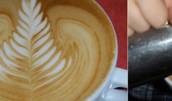 Latte Art How-to: The Rosetta