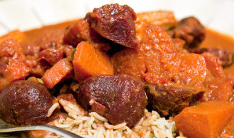 Butternut and Beetroot Curry